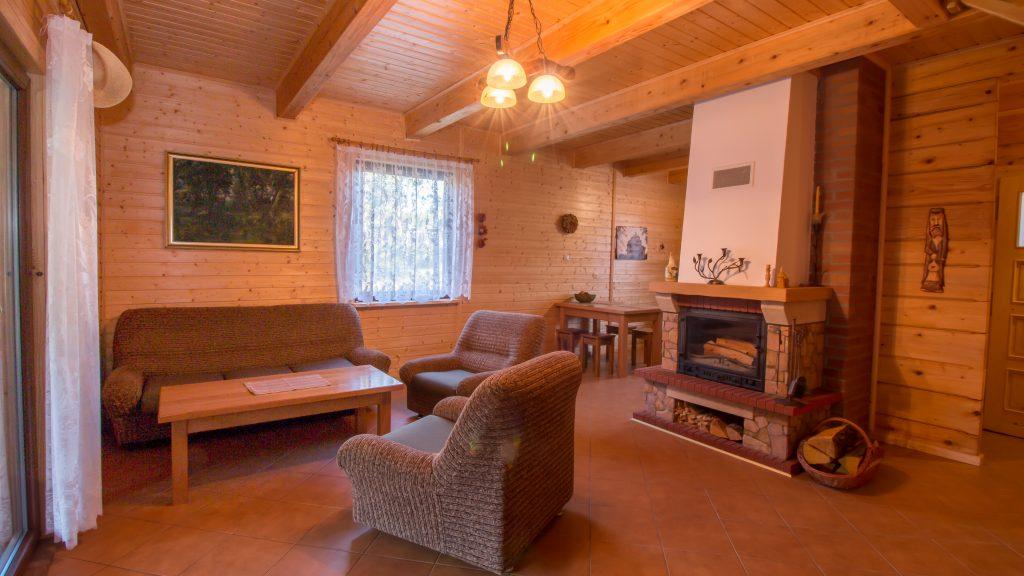 Komfortowe Domki na Roztoczu galeria