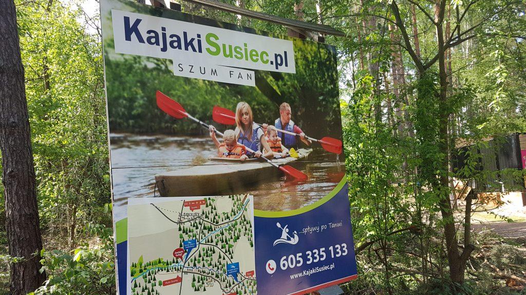Spływy Kajakowe D.Hałasa galeria