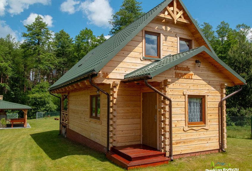 Komfortowe Domki Na Roztoczu Nowiny galeria